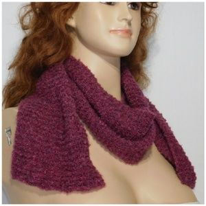Accessories - Scarf, multiple wrap around styles. Knit, soft,